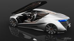 Audi RSE - MDes Thesis on Behance