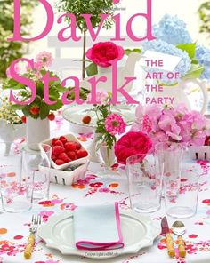 62 Top Floral Designers to Book for You Wedding - David Stark Design and Production Easter Table Decorations, Decoration Table, David Stark, Brunch Table, Martha Stewart Weddings, Art Party, Party Fun, Deco Table, Home Wedding
