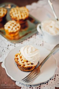 Peach Pie mini