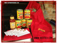 Enter to WIN a Red Gold Prize Pack- Ends 9/4/13