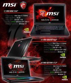 Nuevos portátiles MSI Gaming Series en Infowork