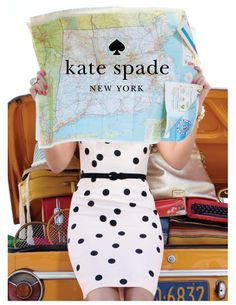 always travel with Kate Spade