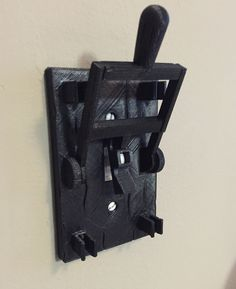 It's Alive!: Dr. Frankenstein Inspired Light Switch Plates