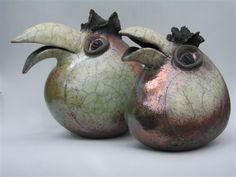 Ank van Dijk keramiek