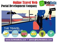 Leading travel portal development company in India