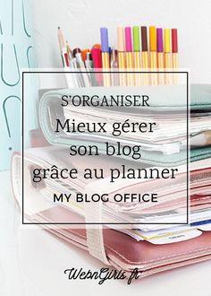 Comment mieux gérer son blog grâce à un planner?