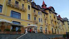 Grand Hotel Praha - Tatranska Lomnica