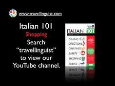 Italian 101 - Shopping - Level Two