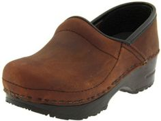 Sanita Gitte Oil Clog (Toddler/Little Kid/Big Kid),Brown,30 EU(1 M US Little Kid) Sanita. $50.00