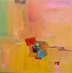 """Contemporary Painting - """"Sand and Sea"""" (Original Art from Patricia Butynski)"""