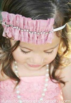 Beautiful French Couture Inspired Headbands at VeryJane.com