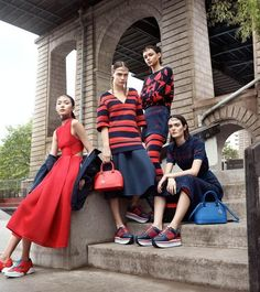 DKNY Spring 2015 Campaign (DKNY)
