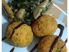 Polpette di quinoa  #ricette #food #recipes