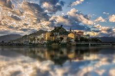 Reflections at sunset.. by Rosario La Spisa on 500px