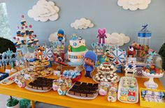 Pocoyo Party  | CatchMyParty.com