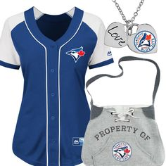 Toronto Blue Jays Fan Gear - http://cutesportsfan.com/toronto-blue-jays-fanatics/
