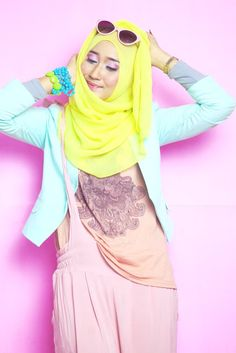 fashion hijab casual dian pelangi - Google Search