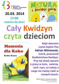 Cały Kwidzyn czyta dzieciom