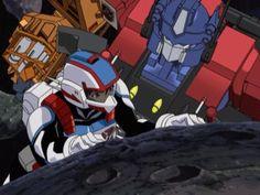 """Transformers: Energon"" (transformers: superlink) japanese animated series Directed by Jun Kawagoe and Yutaka Sato Transformers Energon, Good Cartoons, Animation Series, Jun, Japanese, Anime, Transformers Movie, Japanese Language, Anime Shows"