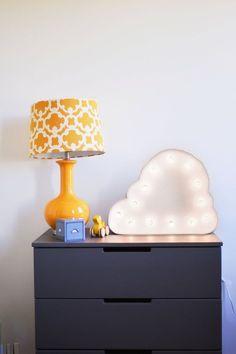 Cloud Spotting: Cloud Motif Kids #Decor | Apartment Therapy