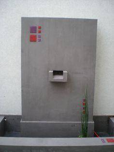 Charo Perelli - Objetos de cemento
