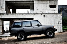 Mitsubishi Pajero -> Hyundai Galloper -> Mohenic Garages redesign - MohenicG Off-look ver. Metallic Grey. www.the.co.kr