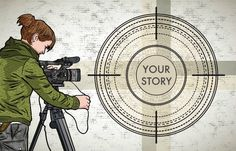 What's YOUR story?  Learn how to make a documentary.  www.desktop-documentaries.com