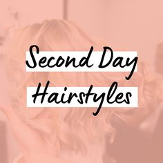 Don't want to wash your hair everyday? No problem! Check out these second day hairstyles to look your best on unwashed hair. Second Day Hairstyles, Curls, Diva, My Style, Hair Styles, Check, Hair Plait Styles, Hair Makeup, Divas