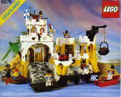 6276-1: Eldorado Fortress | Brickset: LEGO set guide and database