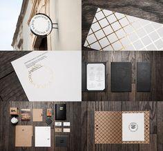 45 Restaurant Identity, Menu & Stationery Designs Showcase