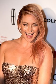 Kate Hudson | 15 Celebs Rocking Badass, Colorful Hair