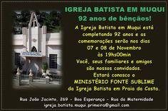IGREJA BATISTA EM MUQUI 92 ANOS - NOVEMBRO DE 2015 (1) - OneDrive