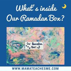 Find out whats inside our Ramadan box - a keep busy activity box for my 3-5 year olds! Check out my latest blogpost to find out whats inside (link in bio) - including links to free and easy to download Ramadan activities! . . . #mamateachesme #ramadan2018 #ramadanmoon #ramadanbox #keepbusy #activitiesforkids #colouringsheets #puzzles #wordsearch #twinklresources #ramadanprep #ramadancrafts #dailyactivities #homeedfun #homemadebake #homemade #boxofcrafts #activityboxforkids #unschoolers…