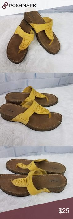36d5bb5aaf76a Clarks sandals size 9.5 Clark s sandals in good pre-owned condition.  Minimal signs of
