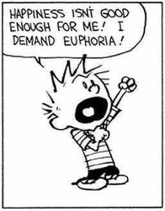 Calvin and Hobbes - i demand euphoria Calvin And Hobbes Tattoo, Calvin And Hobbes Comics, Calvin And Hobbes Quotes, Best Calvin And Hobbes, Calvin And Hobbes Wallpaper, Funny Quotes, Funny Memes, Hilarious, Flirting Quotes