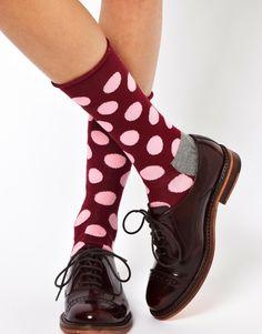 Happy Socks - No Top - Chaussettes à pois