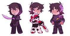 """""""some of my favorite keith variations (some canon some not) """""""
