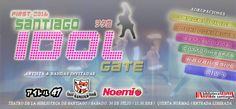 First Santiago Idol Gate 2016 - Santiago de Chile, 30 de Julio 2016 ~ Kagi Nippon He ~ Anime Nippon-Jin
