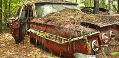 Five of The Most Expensive Abandoned Car Lots in The World