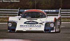 2 - Porsche 956 #004 - Rothmans Porsche Spa 1000 Kilometres 1983