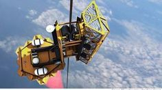 NASA offers prize for 'space elevator' / Beams of light could propel cargo, humans - SFGate