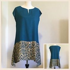 Need Some Sewing Patterns? Clone Your Clothes - Sewing Method Diy Clothing, Sewing Clothes, Clothing Patterns, Dress Sewing, Tunic Sewing Patterns, Fashion Sewing, Diy Fashion, Fashion Outfits, Origami Fashion