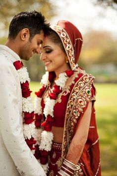 Beautiful Indian Brides Find wedding inspiration at www.weddingsonline.in