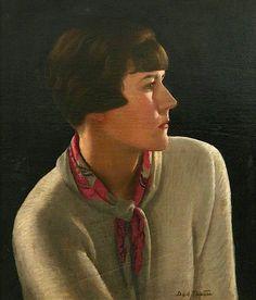 Self Portrait by Dod Procter
