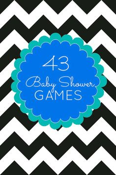 Host an unforgettable baby shower for your best friend or sister! With 43 different baby shower game ideas to choose from, there's no end to how much fun you and your guests can have while celebrating the excitement of the new baby!