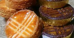 セルクルなくても焼菓子の王道ガレットブルトンヌが作れちゃいます☆作り方はクッキーと同じで簡単!ショコラは焼チョコのよう♪