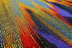 Glitch Textiles by Phillip David Stearns