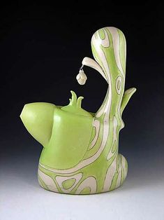 Teapot by Chandra DeBuse 'TEa Campaign'