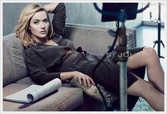 St johns knits ad campaign