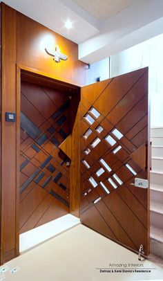 Pin By Aditi Lawate On Entrance Door Lobby Doors Door Design Interior Doors For Sale, Door Design Interior, Main Door Design, Wooden Door Design, Interior Barn Doors, Exterior Doors, Wood Entry Doors, Entrance Doors, Wooden Doors